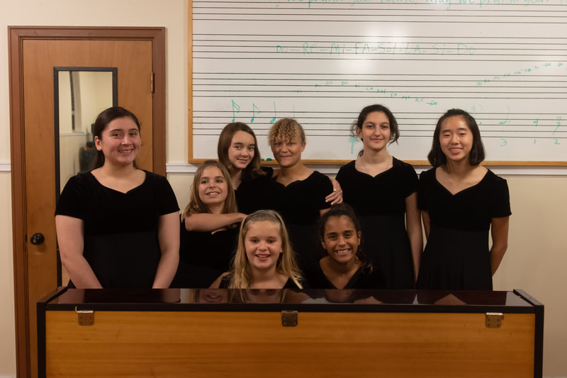 Join Marin Girls Chorus and experience so much more than singing
